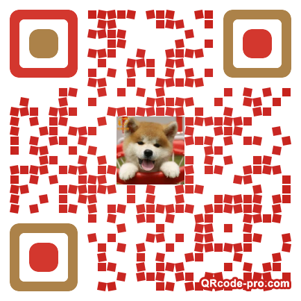 QR code with logo 2RgF0