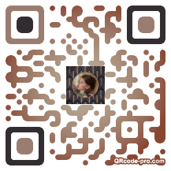 QR code with logo 2RgW0