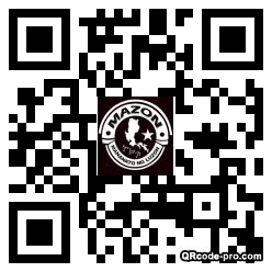 QR code with logo 2Rk00
