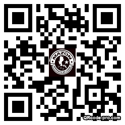 QR code with logo 2Rk10