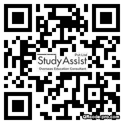 QR code with logo 2Rqa0