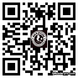 QR code with logo 2RsG0