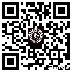 QR code with logo 2RsK0
