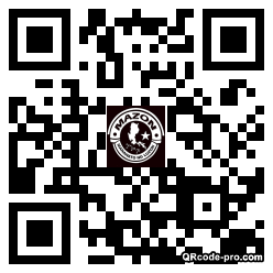 QR code with logo 2Rsm0