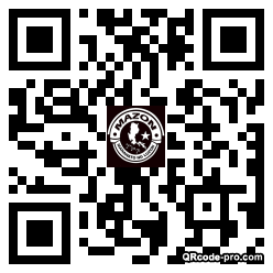QR code with logo 2Rst0