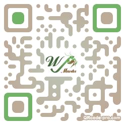 QR code with logo 2Rxa0