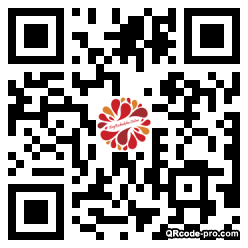 QR code with logo 2Rza0