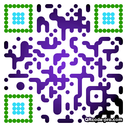 QR code with logo 2S0z0