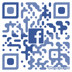 QR code with logo 2S3F0