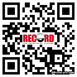 QR code with logo 2S3X0