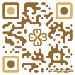 QR code with logo 2S4M0