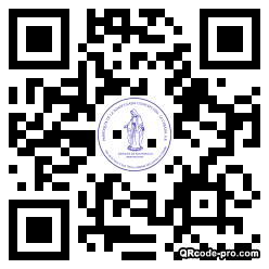 QR code with logo 2S7I0