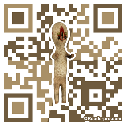 QR code with logo 2S7y0