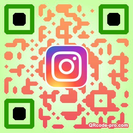 QR code with logo 2S800