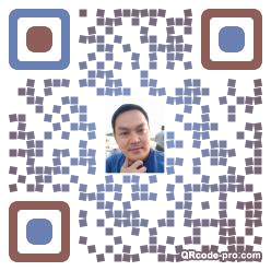 QR code with logo 2S8T0
