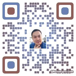 QR code with logo 2S8W0
