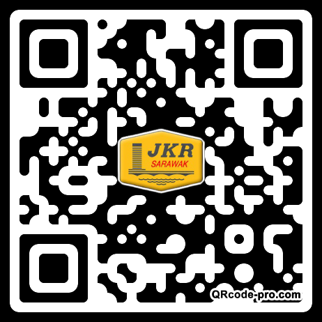 QR code with logo 2S990
