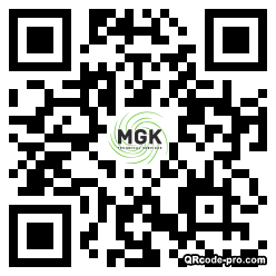QR code with logo 2S9K0