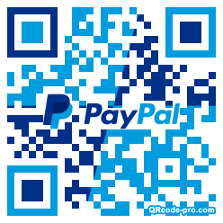 QR code with logo 2SBV0
