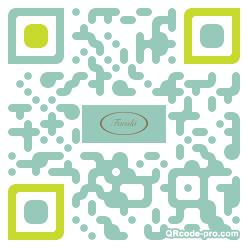 QR code with logo 2SPB0