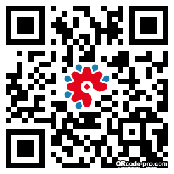QR code with logo 2SVW0