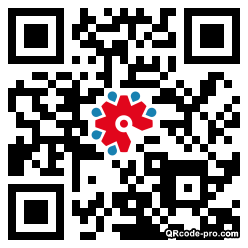 QR code with logo 2SWa0