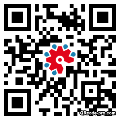 QR code with logo 2SWf0