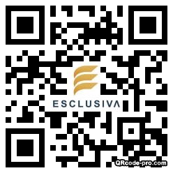QR code with logo 2SWs0