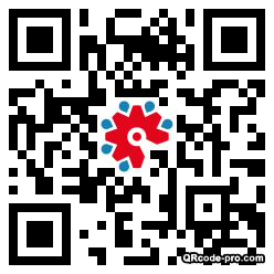 QR code with logo 2SWv0