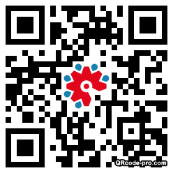 QR code with logo 2SXg0