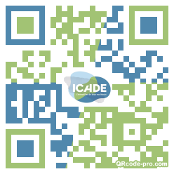 QR code with logo 2SXs0