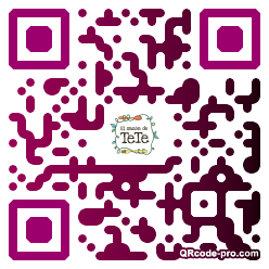 QR code with logo 2SZG0