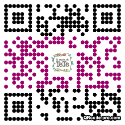 QR code with logo 2SZr0