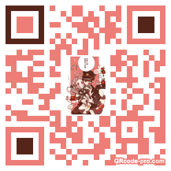 QR code with logo 2Sag0