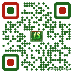 QR code with logo 2Sgs0