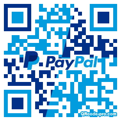 QR code with logo 2SnO0