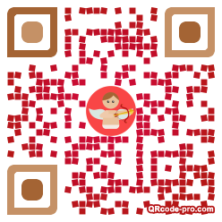 QR code with logo 2Snv0