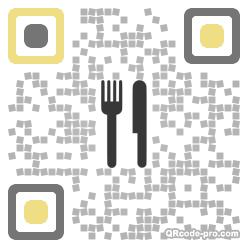 QR code with logo 2Srm0