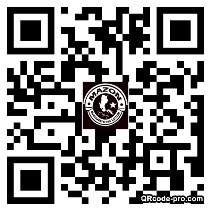 QR code with logo 2SuH0