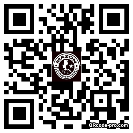 QR code with logo 2SuL0