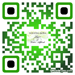 QR code with logo 2T140