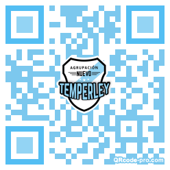QR code with logo 2T1n0