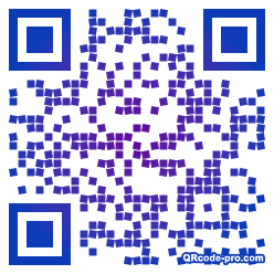 QR code with logo 2T260