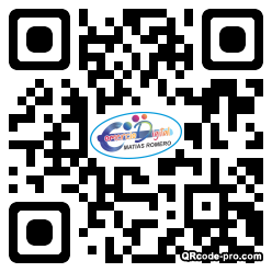 QR code with logo 2T2B0