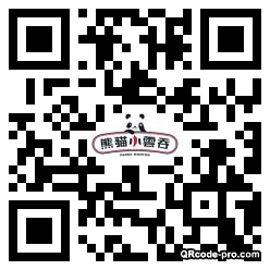 QR code with logo 2T3U0