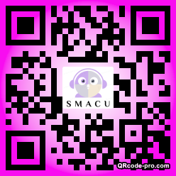 QR code with logo 2T630