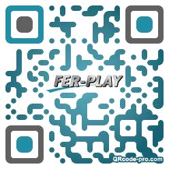 QR code with logo 2T6K0