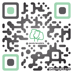 QR code with logo 2T740