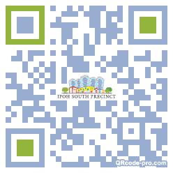 QR code with logo 2T7W0