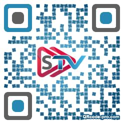 QR Code Design 2TB60